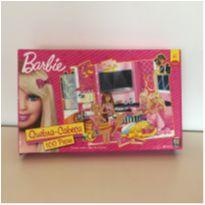 Quebra-cabeça BARBIE 01 -  - Mattel