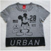 Camiseta MICKEY - 4 anos - Cativa