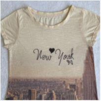 Blusa NEW YORK - 10 anos - Charpey