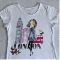 Blusa LONDON - 10 anos - Renner
