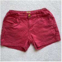 Shorts PINK - 12 anos - Marisol