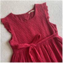 Vestido LAISE PINK - 10 anos - PUC