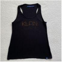 Regata preta - 10 anos - Calvin Klein