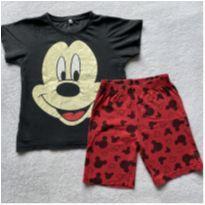 Pijama MICKEY 01 - 4 anos - Disney