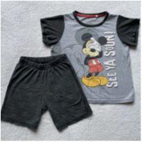 Pijama MICKEY 02 - 4 anos - Disney