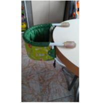 Cadeira para alimentação de acoplar em mesa -  - Não informada