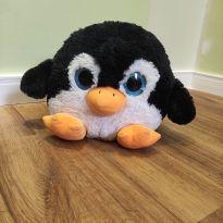 Pinguim de pelúcia. -  - Importada