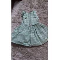 Vestido festa - 1 ano - 1 ano - Arranquei a etiqueta que era durinha