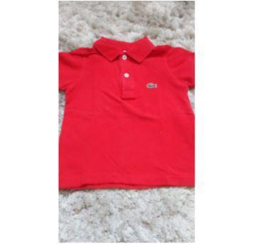 Camiseta polo Lacoste - 2 anos - Lacoste