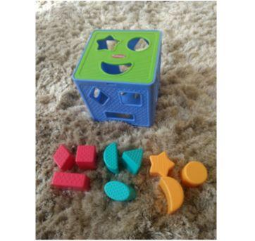 Formas geométricas Hasbro - Sem faixa etaria - Playskool