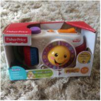Câmera Fisher Price -  - Fisher Price