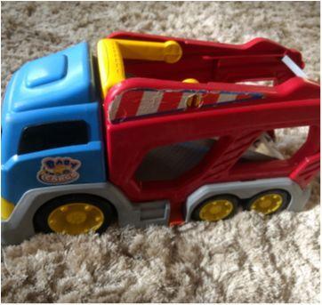 Caminhão - Sem faixa etaria - Dismat