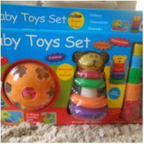 Baby toys set -  - BABY TOYS