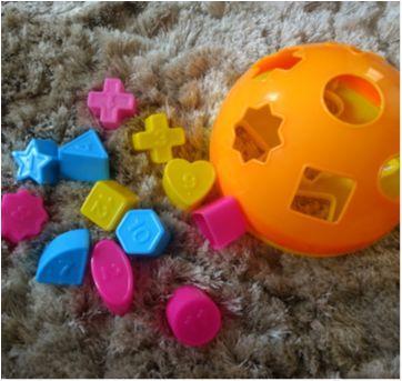 Baby toys set - Sem faixa etaria - BABY TOYS