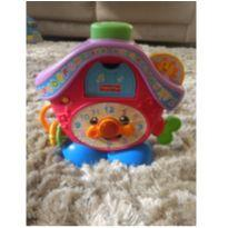 Relógio Cuco Fisher Price -  - Fisher Price