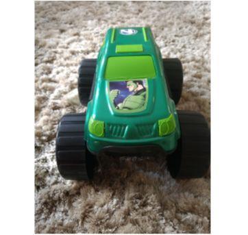 Carro vigilante - Sem faixa etaria - sem etiqueta