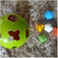 Bola com peças de encaixe -  - Sem marca