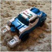 Carro que vira robô -  - Não informada