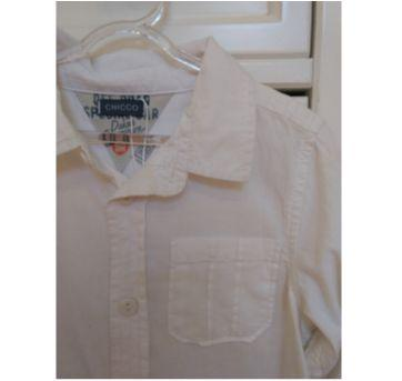 Camisa branca Chicco 3 anos - 3 anos - Chicco