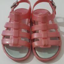 Sandália rosa - 22 - Pimpolho