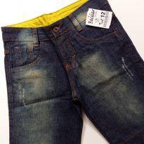 Short Jeans menino 12 anos - 12 anos - Não informada