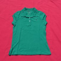 Camisa Polo Tommy Hilfiger - 9 anos - Tommy Hilfiger