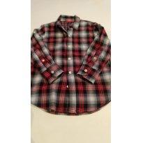 Camisa Xadrez GAP - 4 anos - GAP