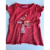 Blusa bebê - 3 meses - DPam - França