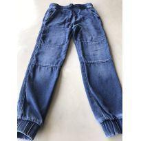Calça Jeans Jogger - 11 anos - Abercrombie