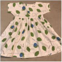 Vestido em malha - 6 meses - Pouca Idade