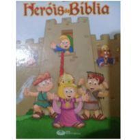 Livro heróis da bíblia -  - Não informada