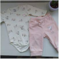 Conjunto Garçinha - 3 meses - Anjos baby
