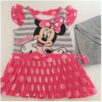 Conjunto Minnie Disney - 2 anos - Disney