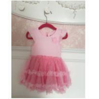 Vestido Bailarina - 9 a 12 meses - Children`s Place