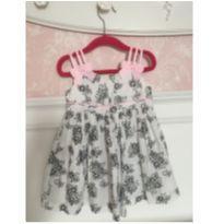 Vestido estampado charmoso - 2 anos - Allison Ann