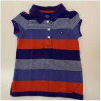 Polo Tommy - 12 a 18 meses - Tommy Hilfiger