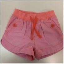 Shorts Carters - 1 ano - Carter`s