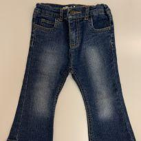 Calça jeans flare - 1 ano - Carter`s