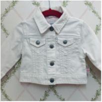 Jaqueta jeans Gap - 9 a 12 meses - Baby Gap