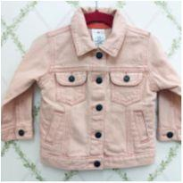 Jaqueta jeans Carters - 1 ano - Carter`s