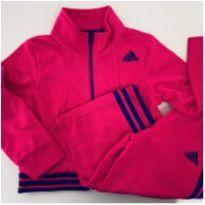 Conjuntinho casaco e calça Adidas - 2 anos - Adidas