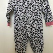 Macacão Pijama - 2 anos - Have Fun