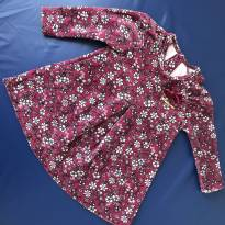 Vestido Plush - 6 meses - Kyly