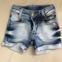 Short confort jeans - 2 anos - Diversos