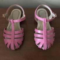 Sandália rosa Pink Klin - 25 - Klin