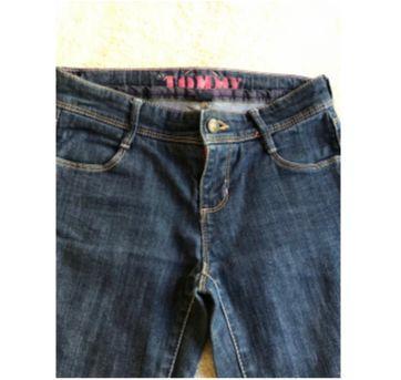 Calça jeans Tommy - 10 anos - Tommy Hilfiger