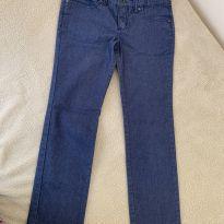 Calça jeans skinny - 12 anos - Hering Kids