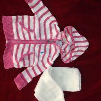 Conjunto ralph Lauren kids - 3 a 6 meses - Ralph Lauren