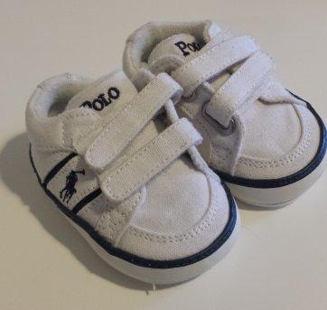 acc584551b Tênis Polo Ralph Lauren 17 no Ficou Pequeno - Desapegos de Sapatos ...