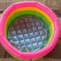 Piscina inflável para bebê - Sem faixa etaria - Intex